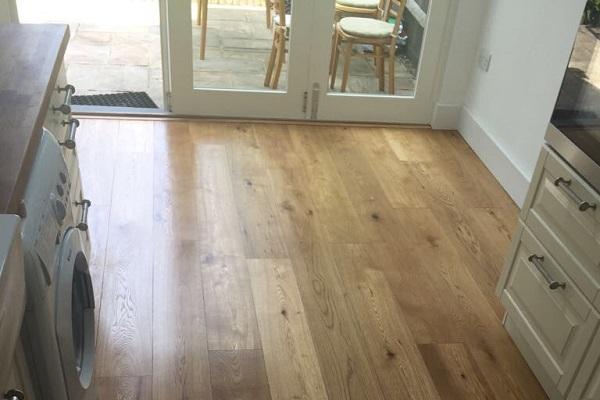 Wood Floor Gone Wrong!